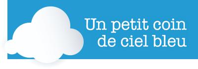 Logo UnPetitCoindeCielBleu